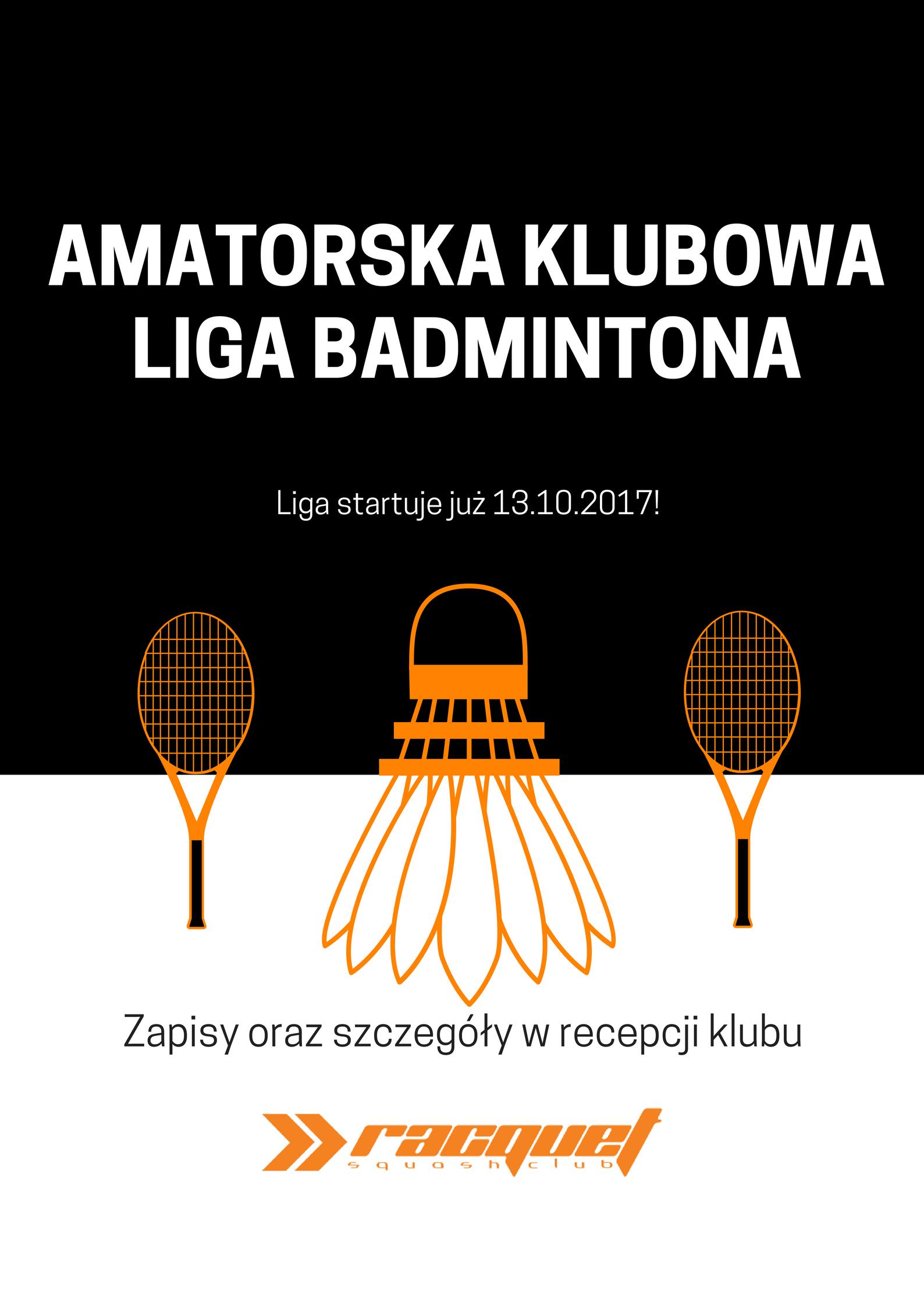 d9dcbd38b LIGA BADMINTONA 2017/2018 – Racquet Club Kraków