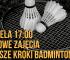 Pierwsze kroki badmintona – darmowe zajęcia
