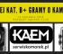 TURNIEJ KAT. B+ GRAMY O KAMERY 4K – 15.12.18